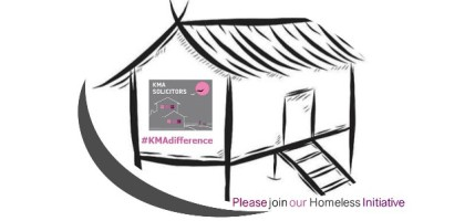 KMA Solicitors Homeless Initiative